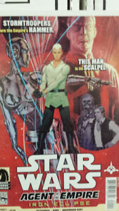 Star Wars Agent of the Empire comics