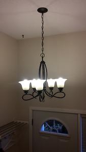 Luminaire de salle à dîner ou de salle d'entrée