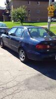 Toyota corolla 2002 manuelle
