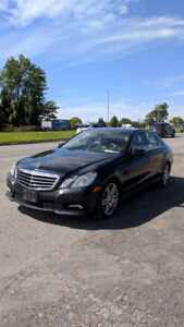 *** MERCEDES-BENZ E550 *** 4 MATIC *** TOIT PANORAMIQUE ***N