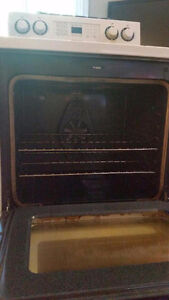 Samsung Self Cleaning Ceramic top Oven
