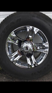 "17"" Chrome Rims *Great Condition*"