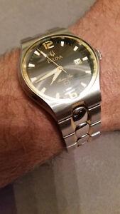 Authentic Bulova watch