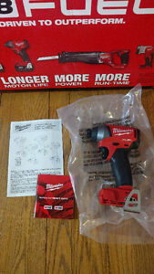 Milwaukee M18 FUEL Hex Impact Driver Brushless - Visseuse chocs