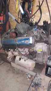 1976 ford 460 with c6 transmission