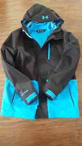3 IN 1 UNDER ARMOUR BOYS COAT LIKE NEW