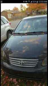Toyota corolla 2003    2200$$ neg
