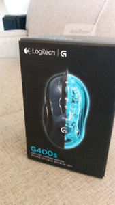 Logitech G400s Corded Gaming Mouse $75 OBO