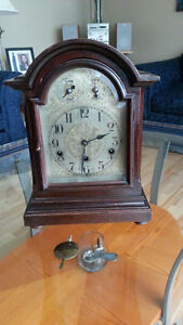 BEAUTIFUL KIENZLE BRACKET CLOCK CIRCA 1910