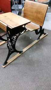 Victorian School Desk London Ontario image 1