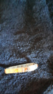 Pandora bracellet with 6 charms