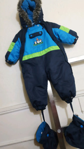 Xtrem by Gusti 12 Months Snow Suit