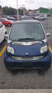2005 smart fortwo **saftied and E-tested**