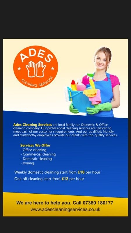 Leicestershire cleaner   in Leicester, Leicestershire   Gumtree