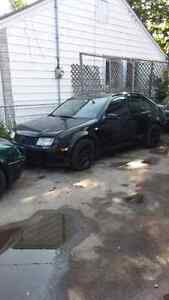 jetta need it gone by today