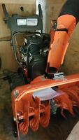 Like new Husqvarna 1830 EXLT TrackDrive Snow Blower (snowblower)