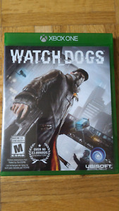 Watch Dogs -- Xbox One