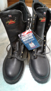 Firefighter NWT boots