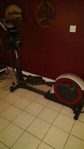 Proform elliptical and Weslo treadmill