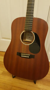 2012 Martin Road Series DRS1 Acoustic Electric w/OHC