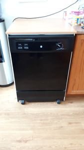 Moving sale - GE Portable Dishwasher