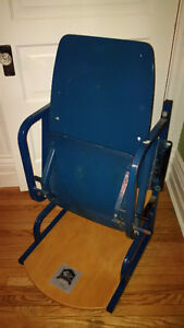 Attention TML Fans - Maple Leaf Garden - BLUE SEAT - for sale London Ontario image 2