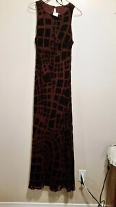 Burgundy gown with jacket Stratford Kitchener Area image 2
