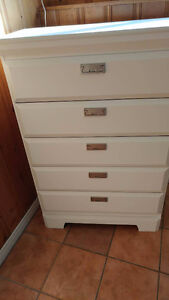 dresser and wardrobe for sale