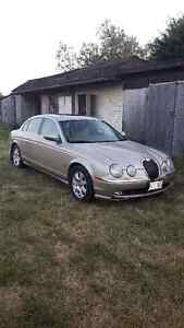 2003 Jaguar S-TYPE S-TYPE Sedan