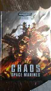 Chaos space marines 40k