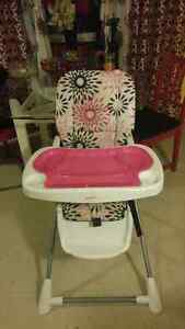 Evenflo Girls High Chair