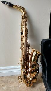 Diamond Alto Saxophone