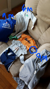 6-9 month boy clothes