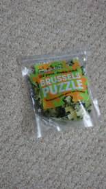 Brussel sprout puzzle