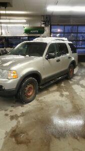 2003 Ford Explorer XLT VUS