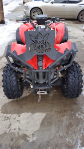 2010 Can-Am Renegade 800R