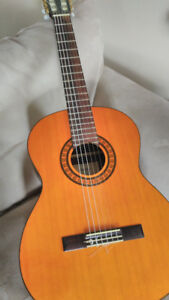 Classical Guitar with Hard Case