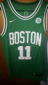 Brand new Official basketball jersey. (Kyrie Irving)