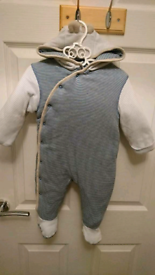 BABY Winter Outdoors Suit 3-6M