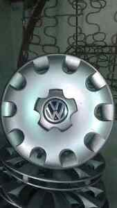 """15"""" VW wheelcovers  Stratford Kitchener Area image 1"""