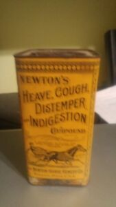 Newton's Compound Can