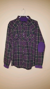 ROCKSMITH BUTTON UP