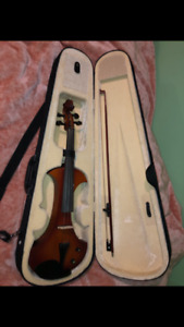 Elect Violin. Learn to Play.