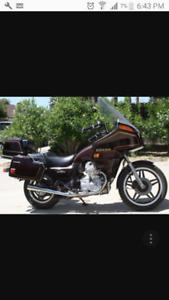 1981 HONDA SILVERWING 500cc