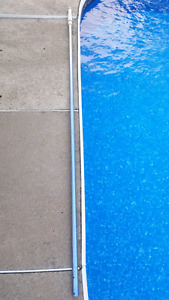 Skimmer Net With Pole For Small Pool Or Spa / Manche Piscine