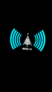 EL LIGHT UP T SHIRT WIFI ELECTROLUMINESCENT
