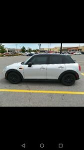 Lease transfer---2017 5 doors MINI cooper
