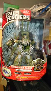 TRANSFORMERS MOVIE 2007 LEADER CLASS Brawl