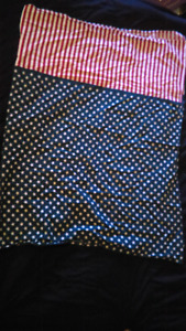 American flag shall/fabric.