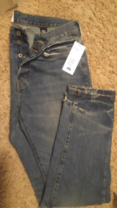Brand new 34×34 H&M mens jeans